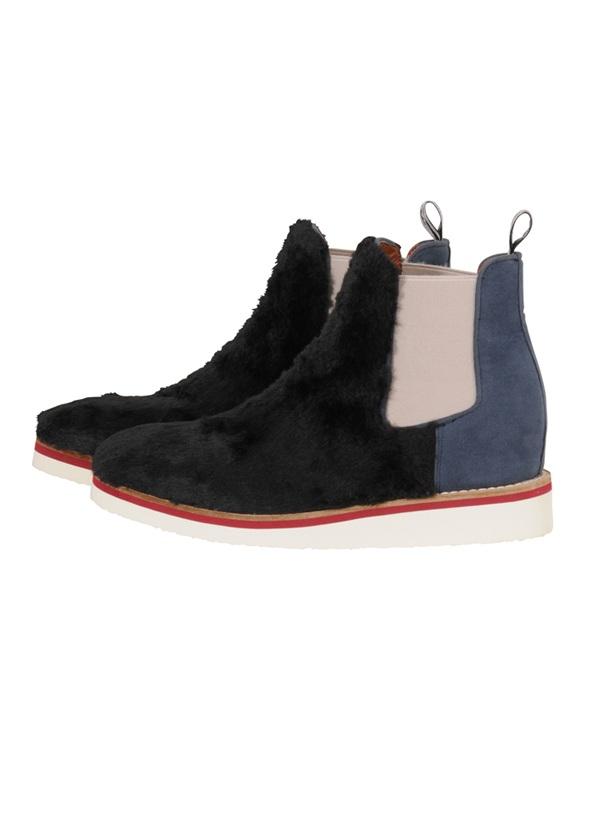 メルシーボークー、 / GF サイゴアブー / ブーツ 黒