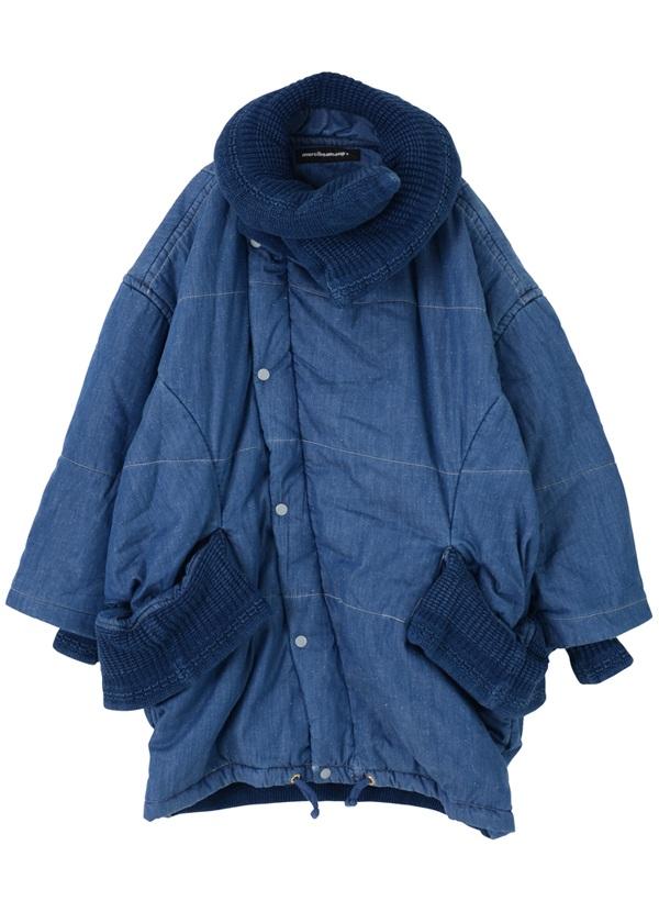 メルシーボークー、 / GF デニワタコート / コート ブルー