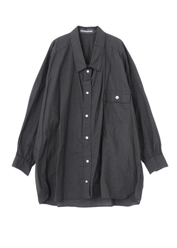 B:メンシャツ 黒
