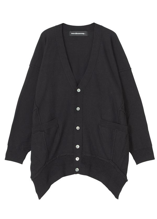 B:メルマンカーデ 黒