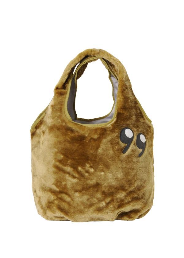 【SALE】メルシーボークー、 / S モコブクロ / バッグ キャメル