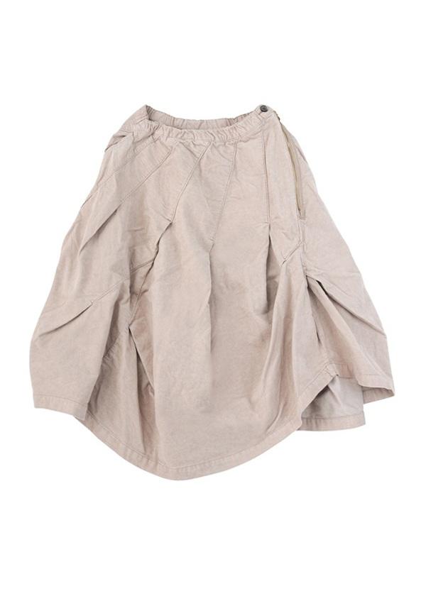 【SALE】メルシーボークー、 / S B:ベッチン / スカート ベージュ