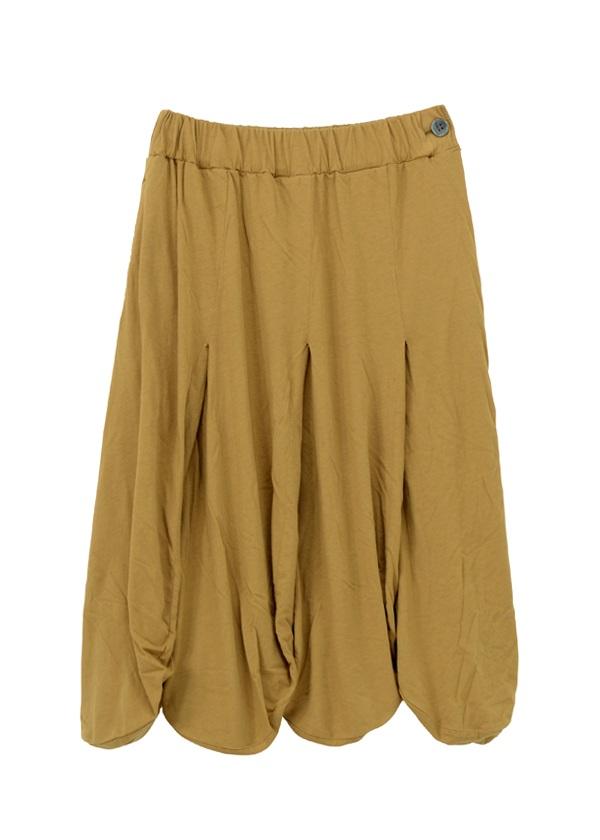 【SALE】メルシーボークー、 / S B:てろてん / スカート キャメル