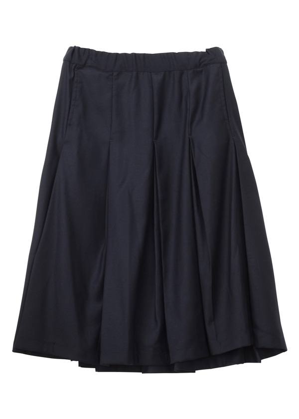 【SALE】メルシーボークー、 / S B:メルオケ / スカート ネイビー