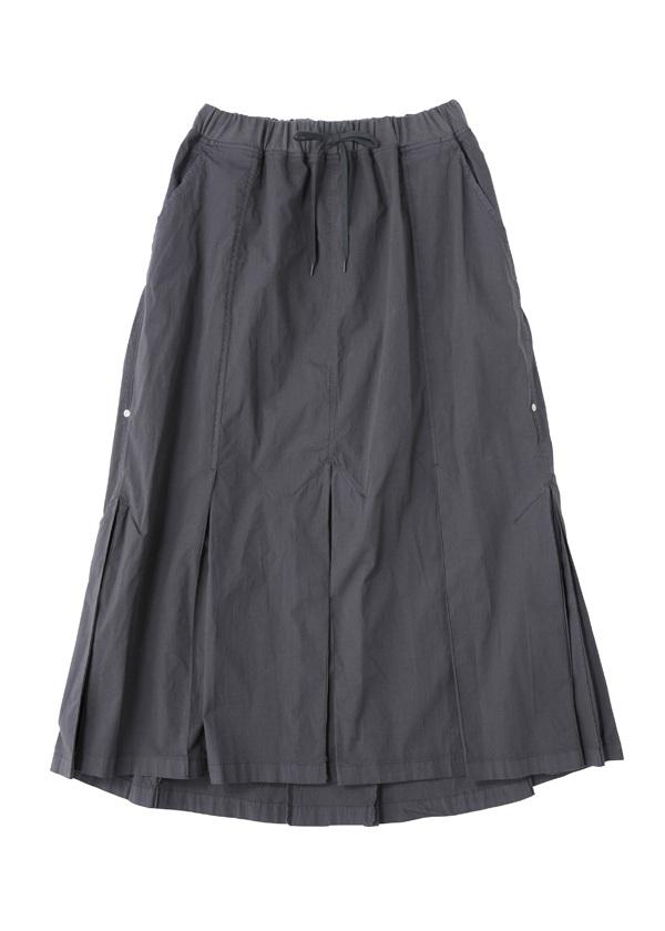 【SALE】メルシーボークー、 / S ミツドフ / スカート チャコールグレー
