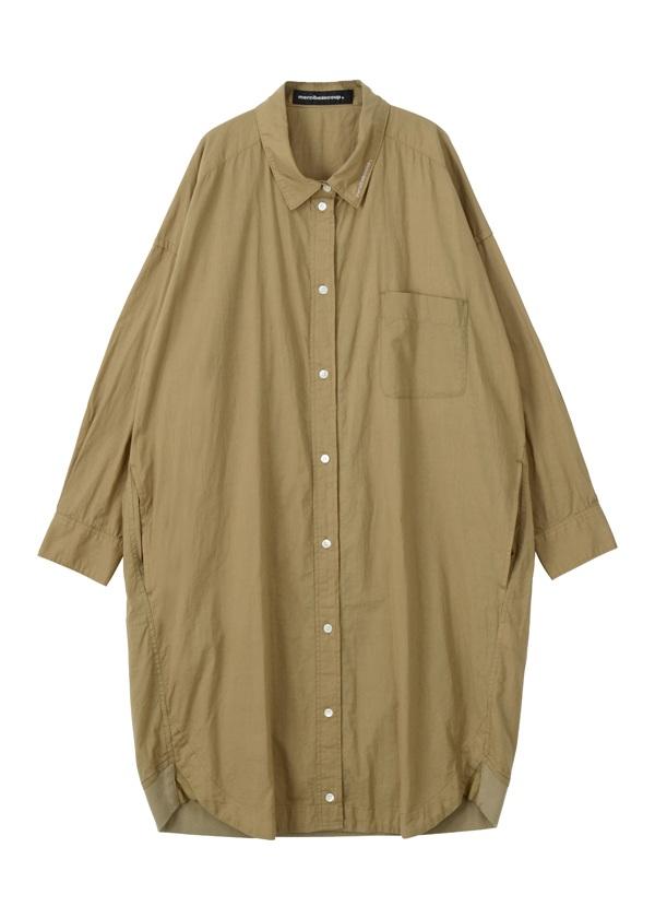 B:メンシャツ カーキ