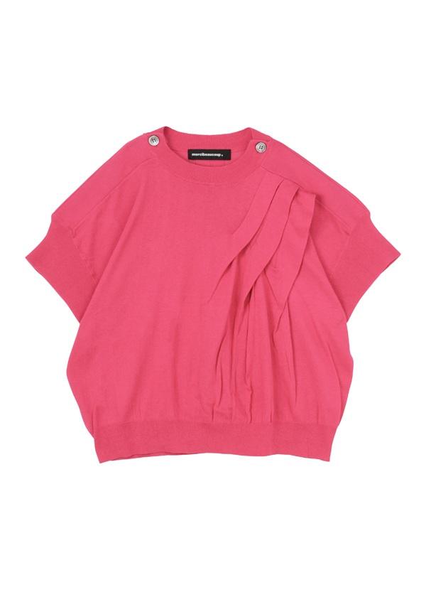 B:メルメンニット ピンク