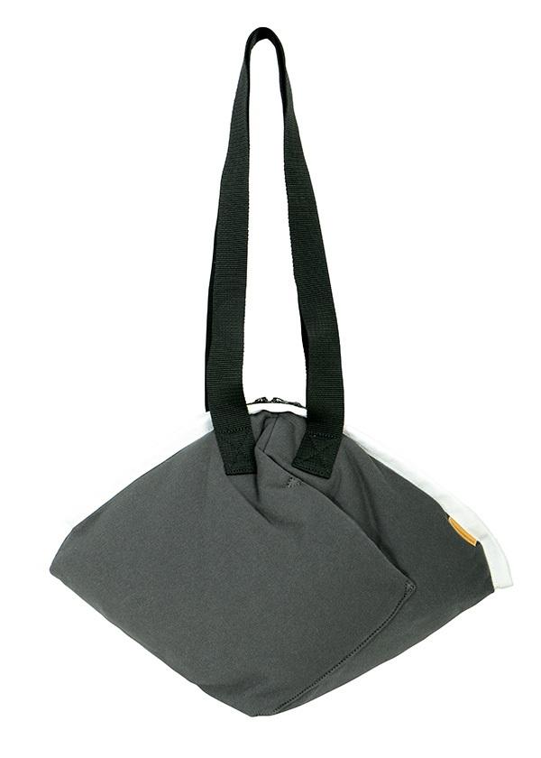 メルシーボークー、 / もったいないふろしきトート / トートバッグ 黒