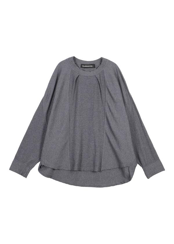 【SALE】メルシーボークー、 / S B:トタンソー / カットソー 黒