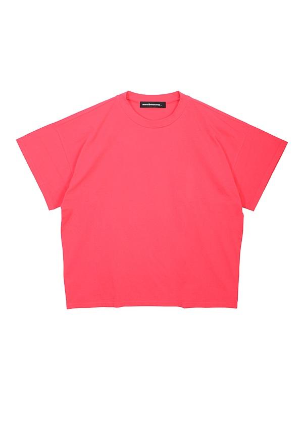 【SALE】メルシーボークー、 / S B:草木染メルティー / カットソー ピンク