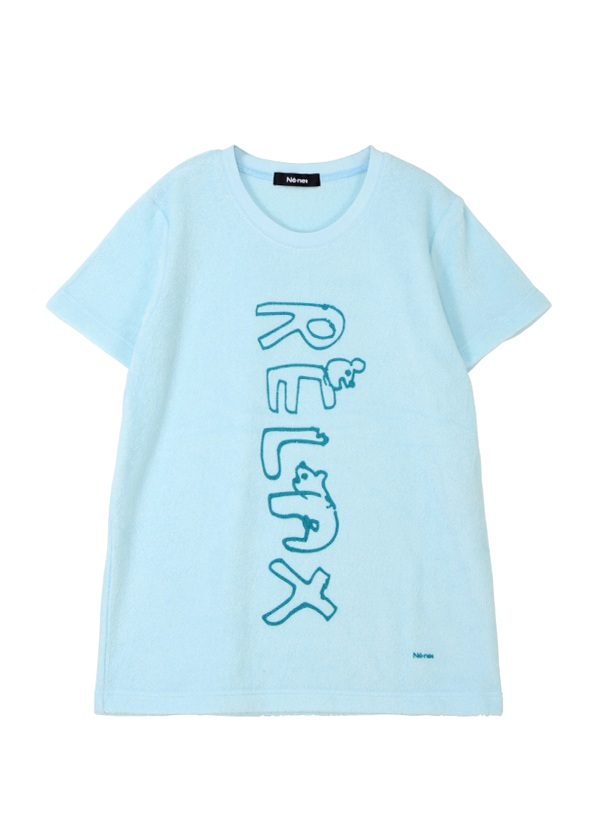 RELAX T ライトブルー