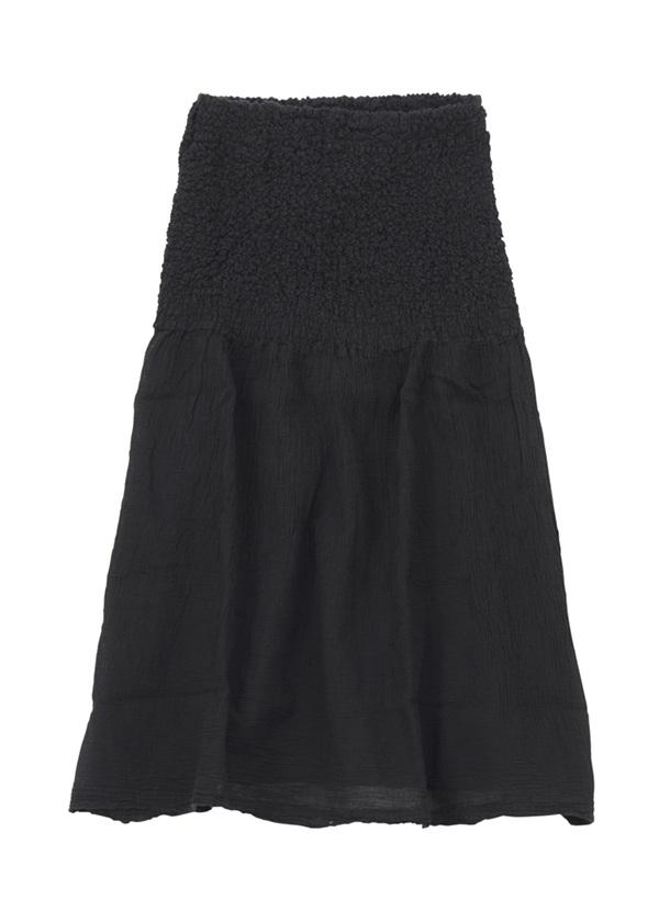 【SALE】ネ・ネット / S tissue / スカート 黒