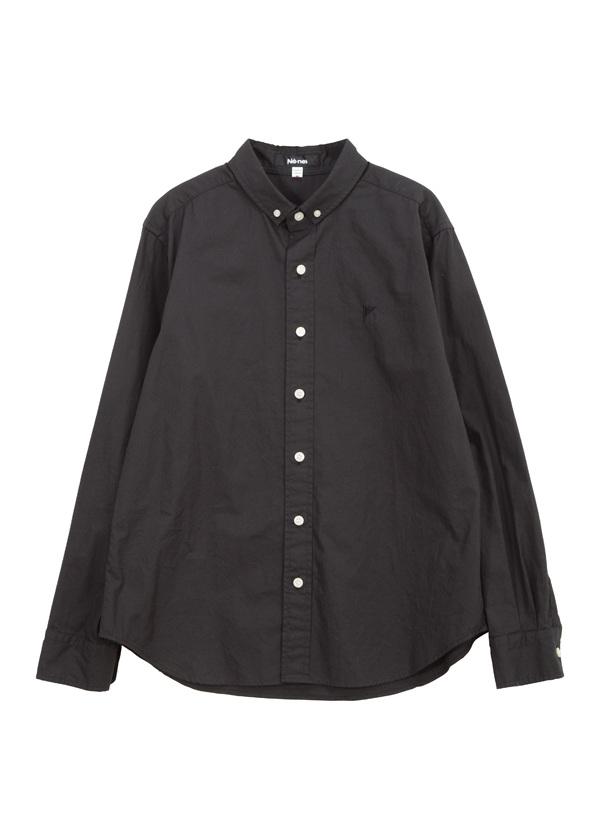 ネ・ネット / フラッグシャツ / シャツ ネイビー