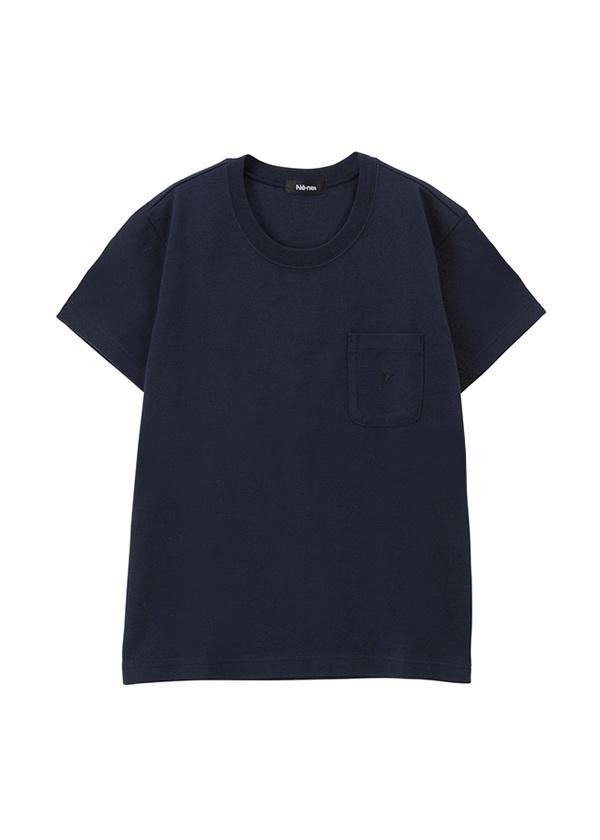 ネ・ネット / 【Web限定】 フラッグ T / Tシャツ ネイビー
