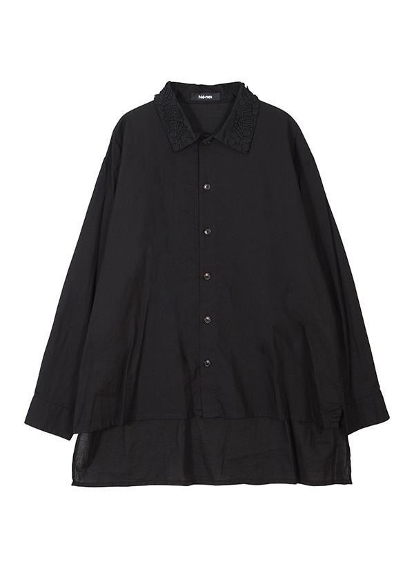 ネ・ネット / きのみえり / シャツ 黒