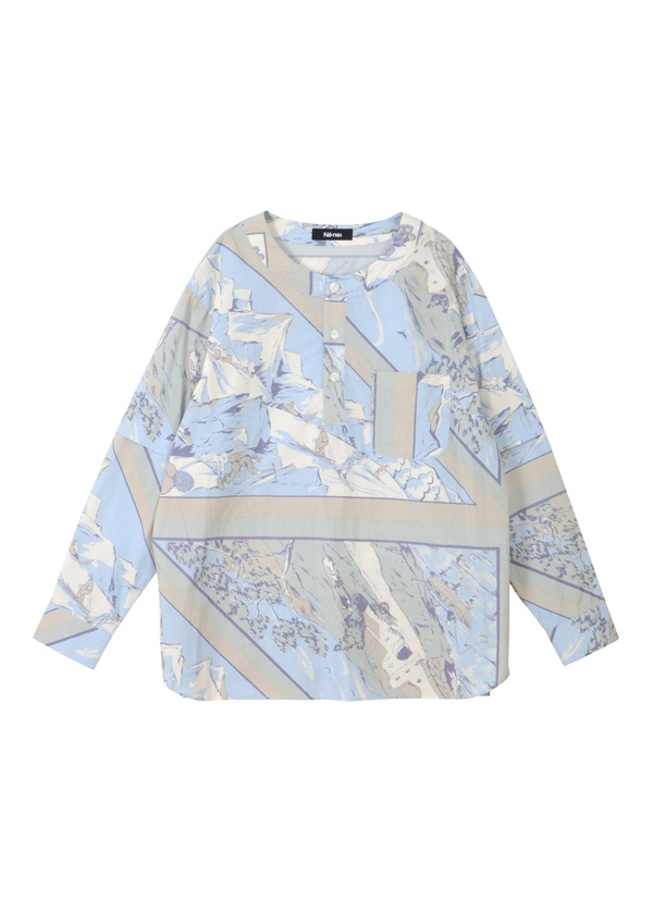 リバーマウンテンシャツ / シャツ ライトブルー