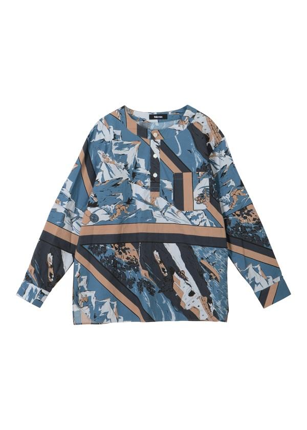 リバーマウンテンシャツ / シャツ ブルー