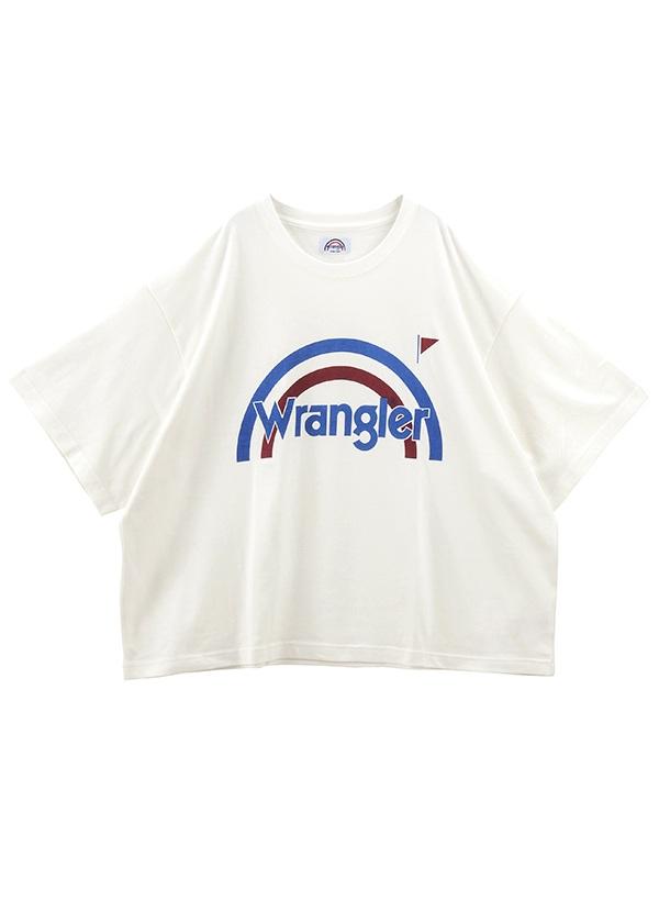 Wrangler BIG TSHIRTS / Tシャツ 白