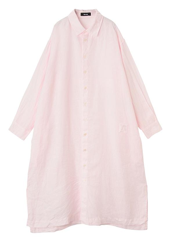ネ・ネット / soumoku-senシャツ / コート ライトピンク