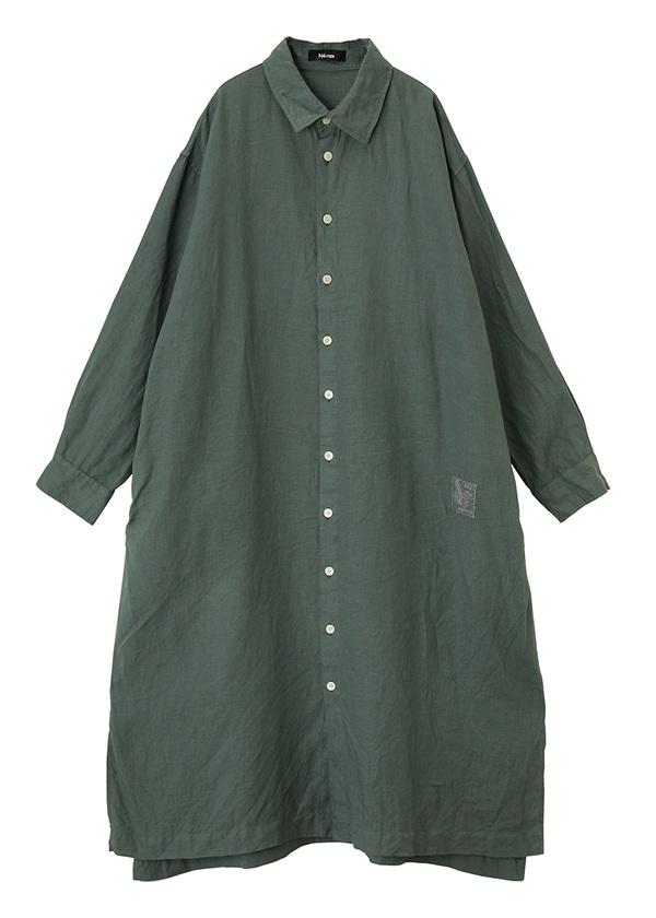 ネ・ネット / soumoku-senシャツ / コート グレー