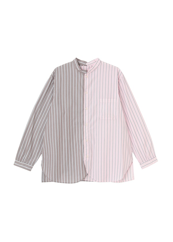 pickable stripe shirt