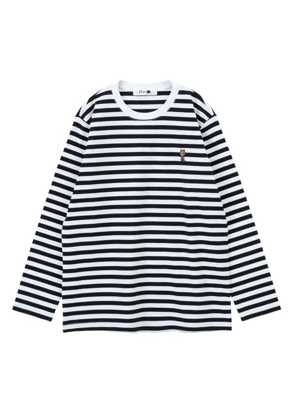 にゃー / ハロウィンにゃーT / Tシャツ 黒【ファッション・アパレル レディースシャツ】【ネ・ネット にゃー】/NY73JJ1452602