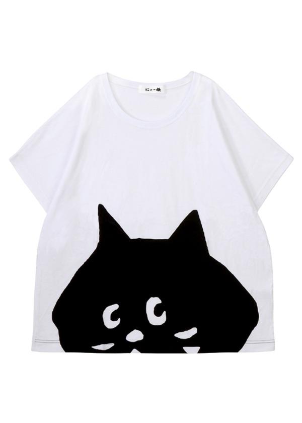 SUSOからにゃーT / Tシャツ 白