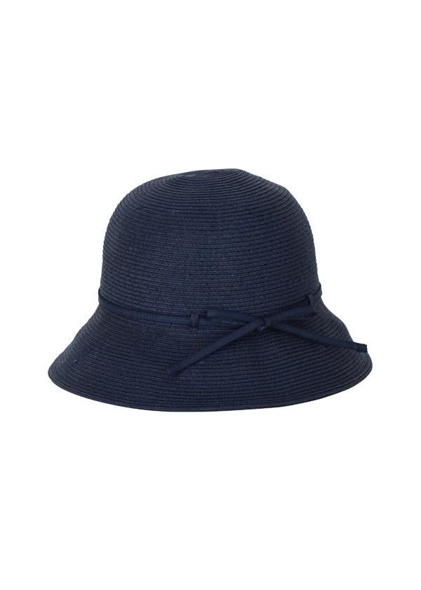 Plantation / トラベルクロッシェ / 帽子 ネイビー