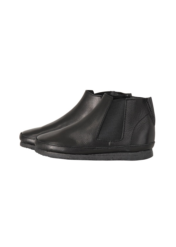 Plantation / グルービーサイドゴア / ブーツ 黒