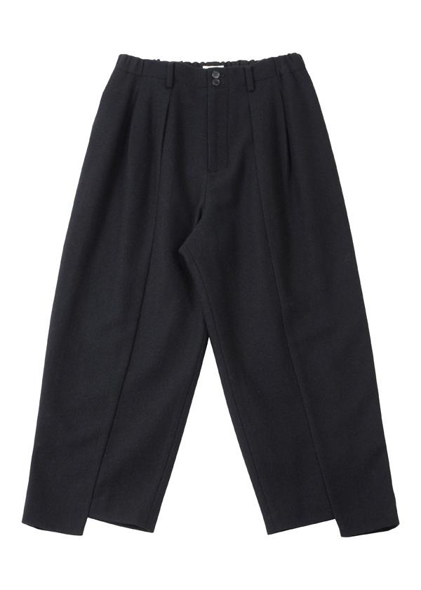 フラノストレッチ / パンツ 黒