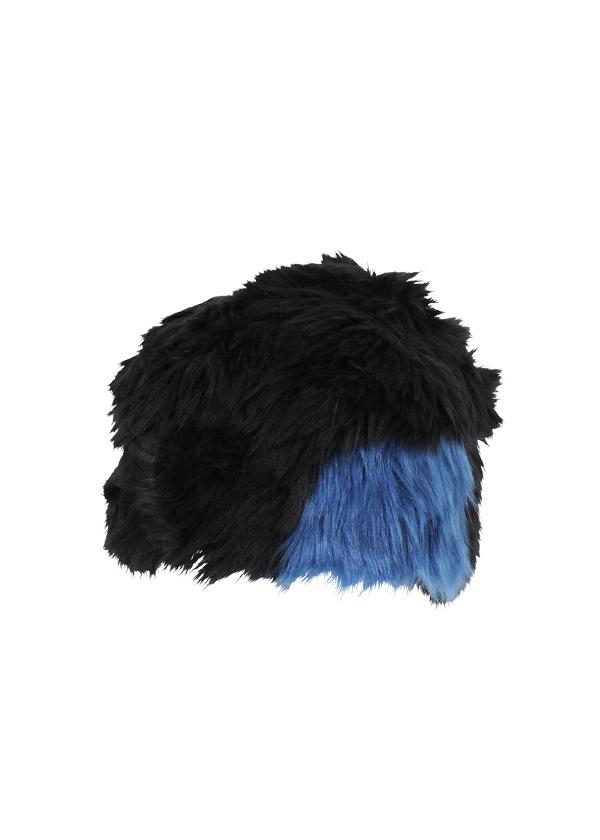 TSUMORI CHISATO / イエティーキャップ / 帽子 黒【ファッション・アパレル レディース帽子】【TSUMORI CHISATO(ツモリチサト)】/TC63AA00626-