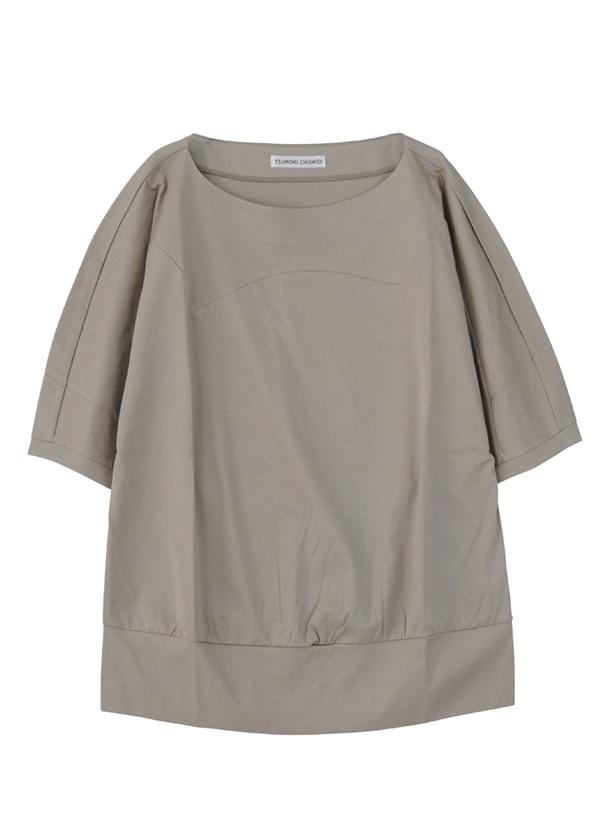 TSUMORI CHISATO / クリアスムース / Tシャツ カーキ
