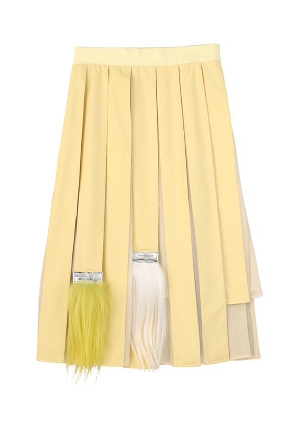 ブラシプリーツ2 / スカート