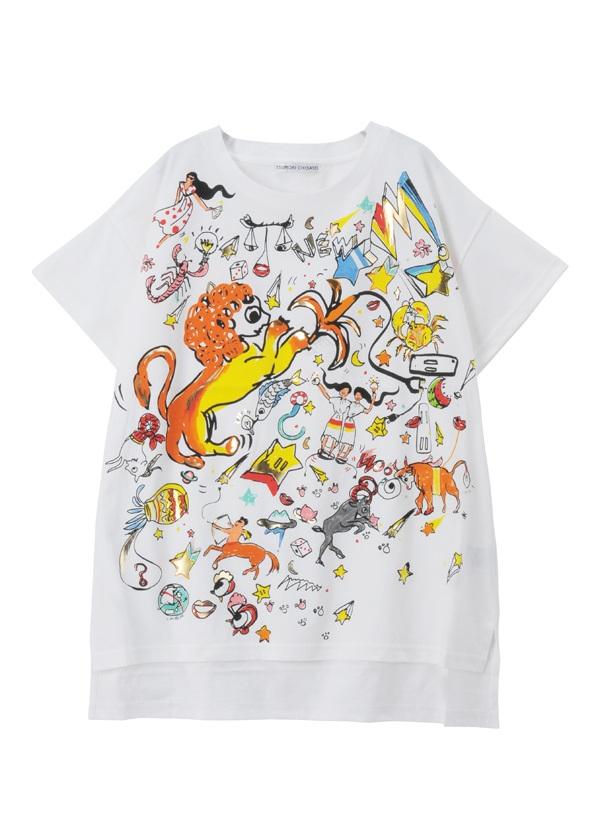 ホロスコーププリントT / Tシャツ
