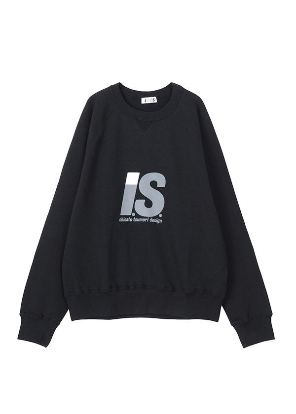 I.S. chisato tsumori design / I.S. T / カットソー 黒