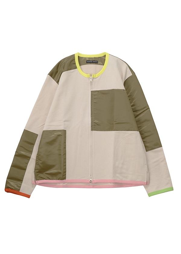 【SALE】TSUMORI CHISATO / S パラダイスオブアニマルT / 羽織り オフ白