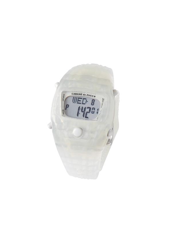 ZUCCa / CLOCK-DILE / 時計 白【ジュエリー・腕時計 レディース腕時計】【ZUCCa(ズッカ)】/ZU05AW17801F