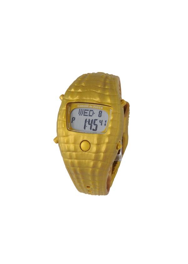 ZUCCa / CLOCK-DILE / 時計 マスタード【ジュエリー・腕時計 レディース腕時計】【ZUCCa(ズッカ)】/ZU05AW17807F