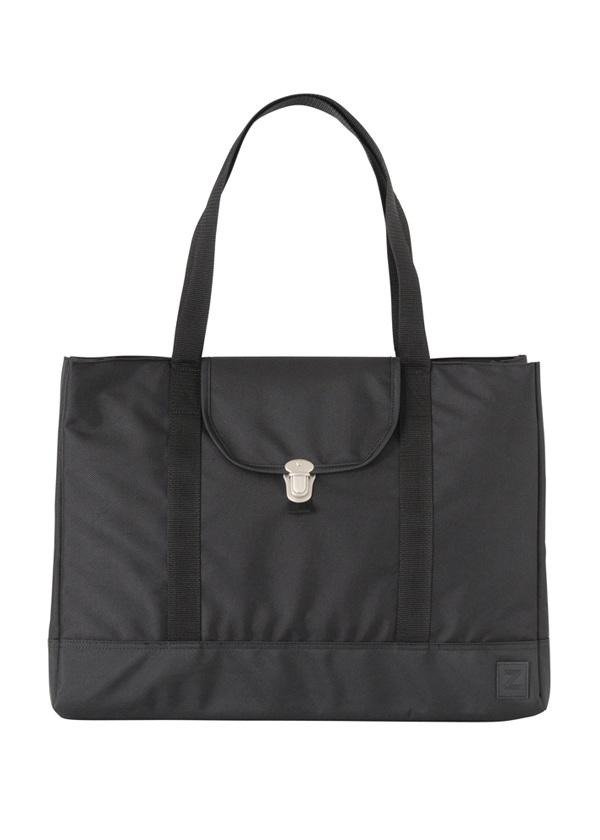 ZUCCa / GF (D)Basic Work Bag / トートバッグ 黒
