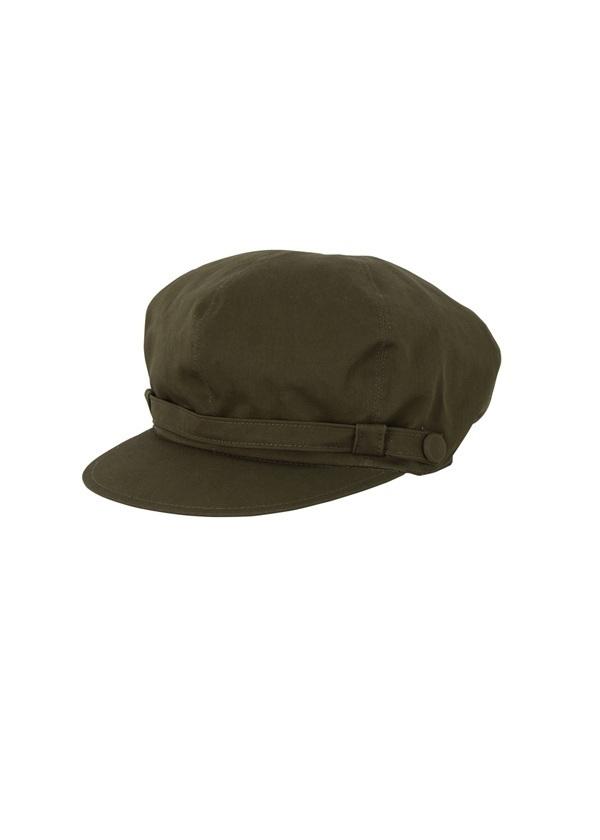 ZUCCa / ヨーロピアンキャスケット / 帽子 カーキ