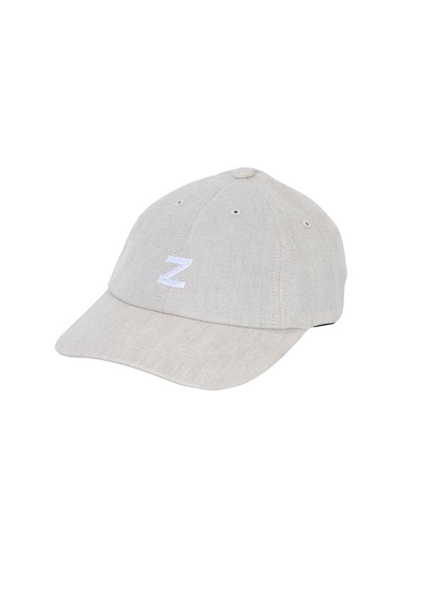 ZUCCa / SP コットンリネンキャップ / 帽子 ベージュ