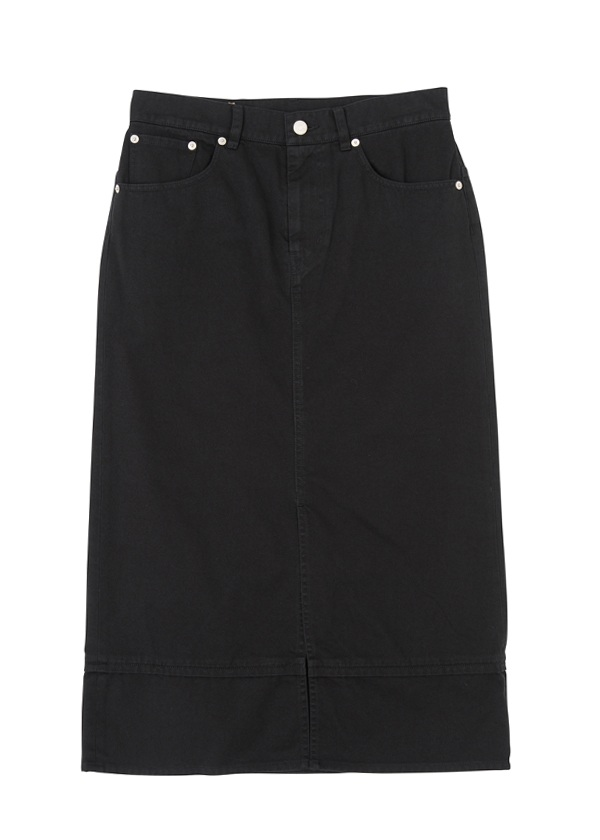 ZUCCa / (D)スーピマチノ / スカート 黒