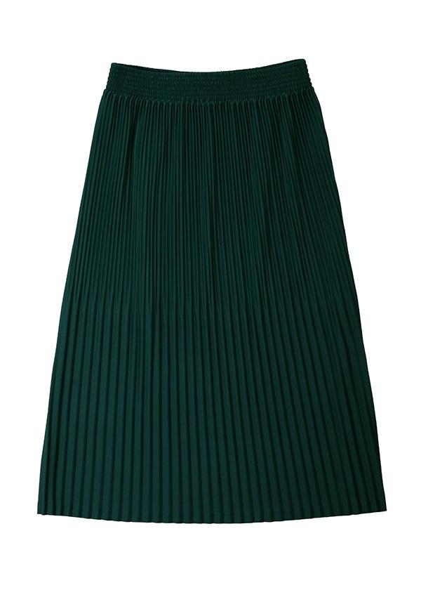 ZUCCa / PEスムース / スカート グリーン