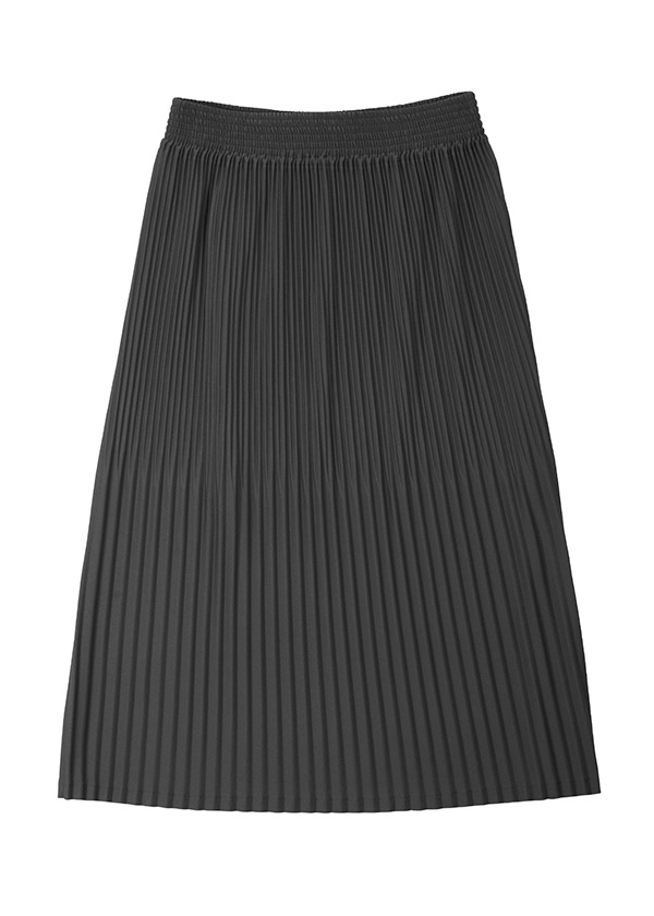 ZUCCa / PEスムース / スカート グレー