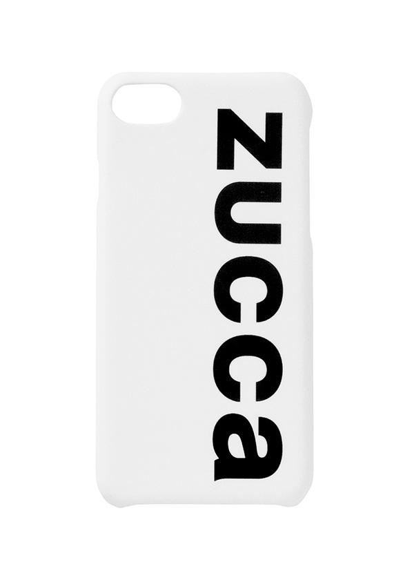 【SALE】ZUCCa / S LOGO iPhone ケース / iPhoneケース 白