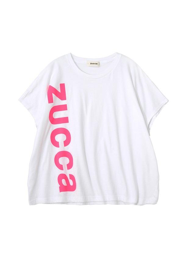 LOGO Tシャツ / Tシャツ ピンク