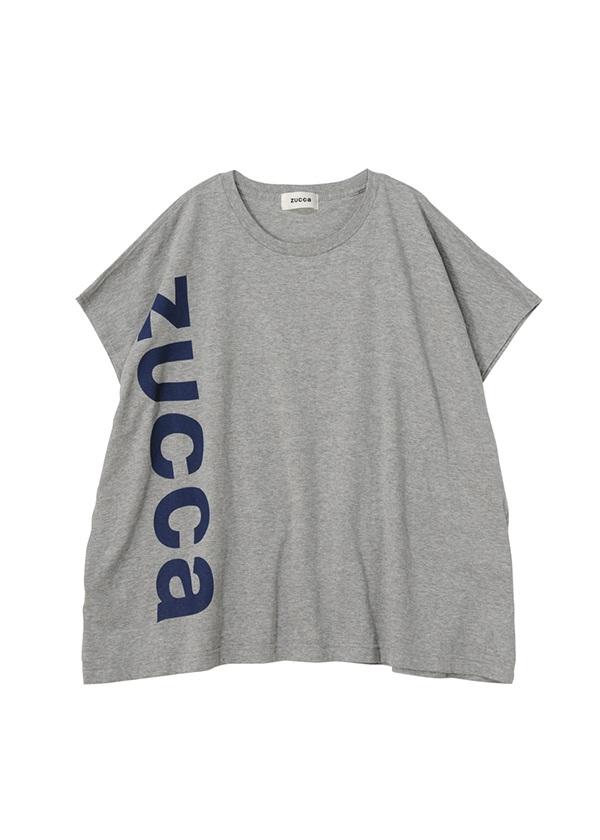 LOGO Tシャツ / Tシャツ グレー