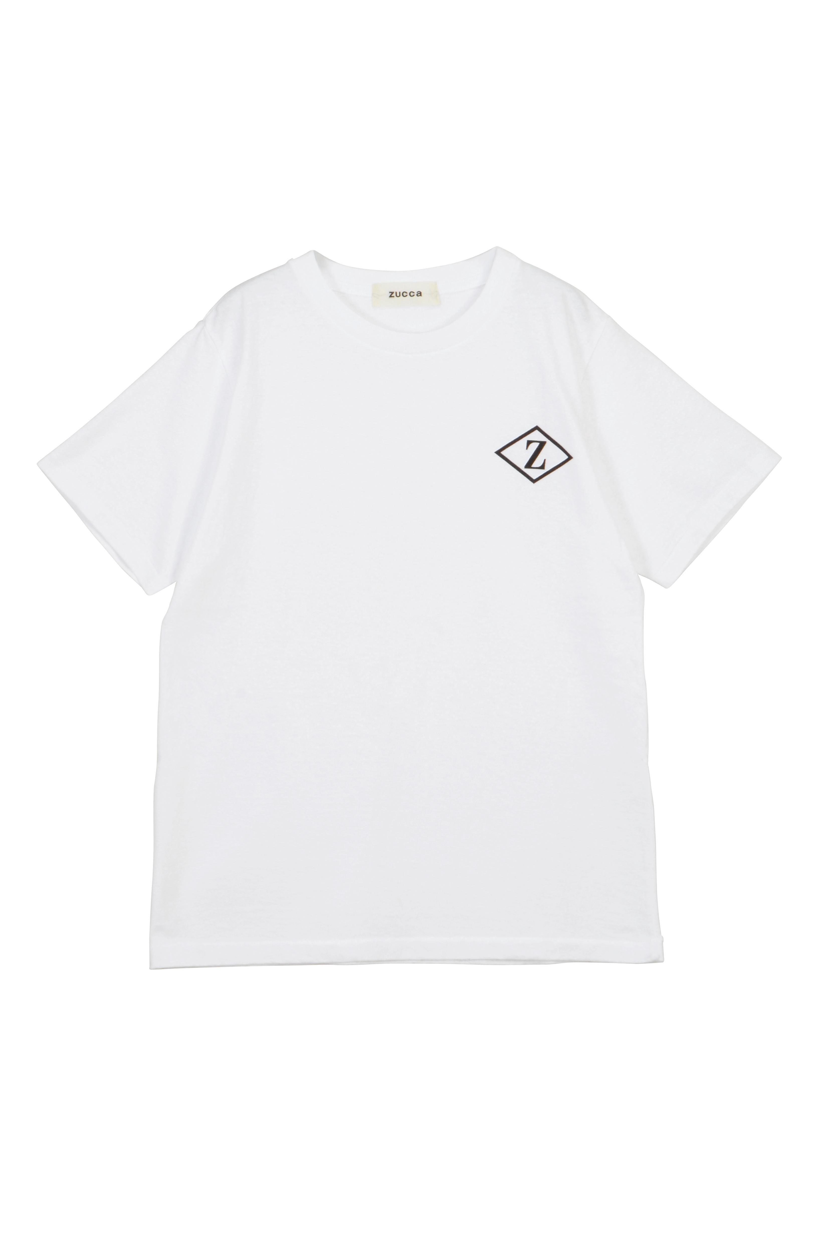 (30)Z_ICON Tシャツ / Tシャツ 白