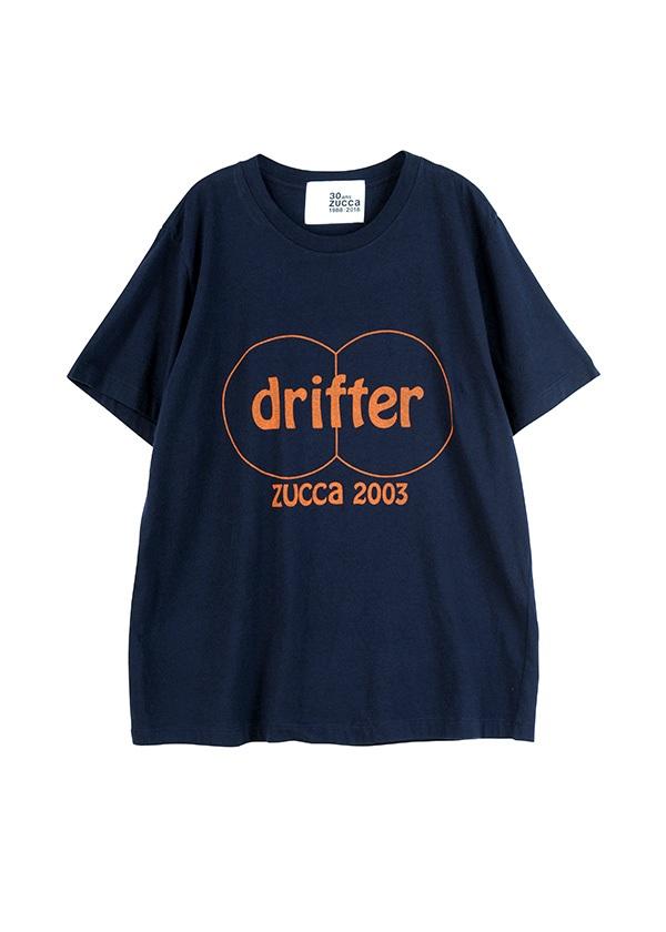 drifter / Tシャツ ネイビー