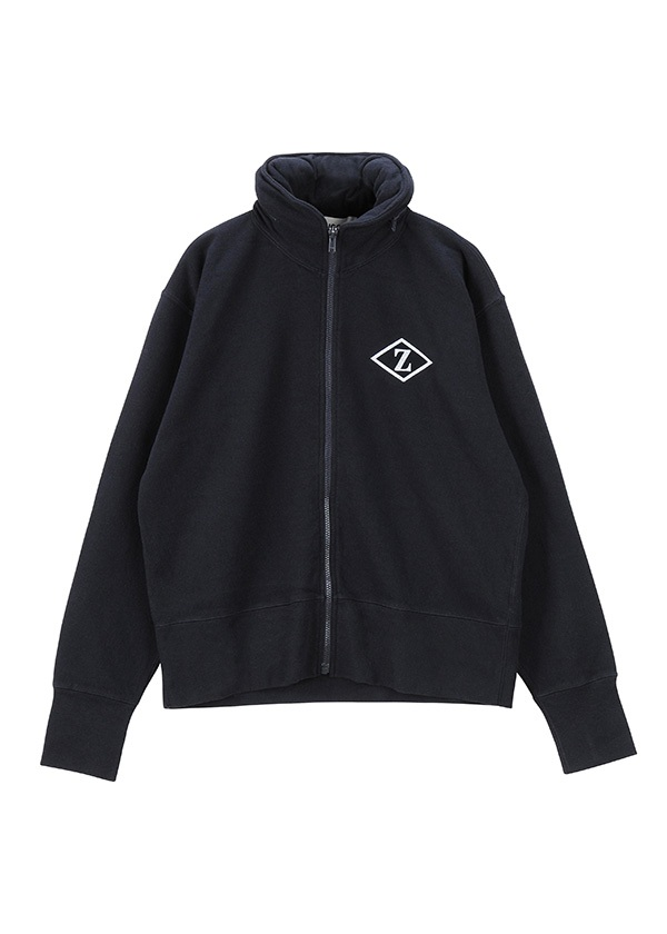 (30)Z_ICON スウェット / 羽織り ネイビー